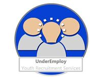 Part-time managing director wanted for small youth recruitment agency.