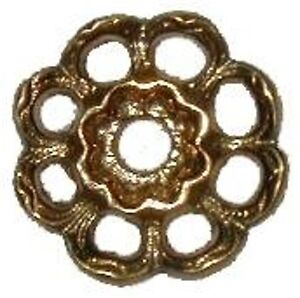 FURNITURE-REPAIR-CAST-BRASS-KNOB-BACKPLATE-B0420