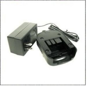 black and decker 18v battery charger instructions
