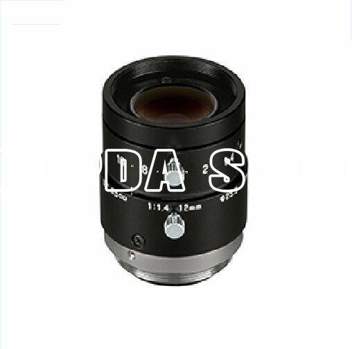 "1PC TAMRON M118FM12 12mm 1/1.8"" F1.4-16 C manual iris industrial camera Lens#SS"
