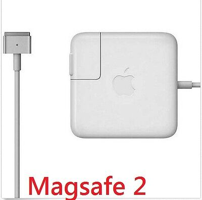 "Apple 85w Magsafe 2 Power Adapter for Macbook Pro 15"" 17"" Inch A1424 2013-2017"