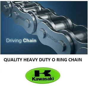 KAWASAKI ZZR600 ZZR 600 D1-D3 1990-92  HEAVY DUTY O RING CHAIN