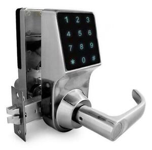 Electronic locks Keypad/RFID Card Tag/Blutooth/password locks for wholesale to locksmiths and security business $75 up