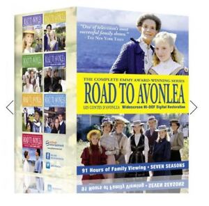 WANTED: Road to Avonlea DVD Set