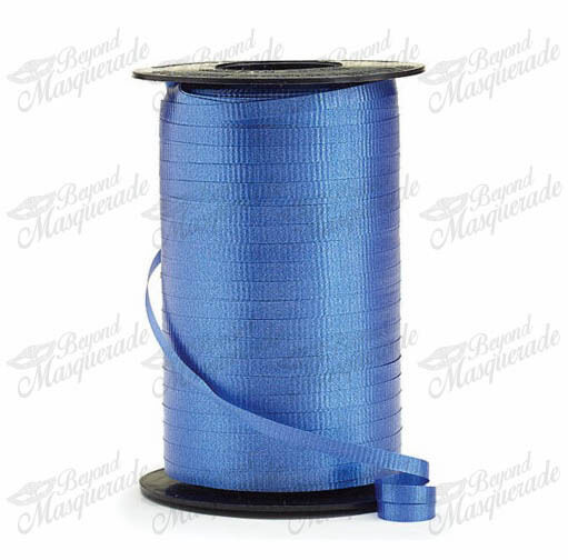 """1500ft 3//16/"""" 500 YDS Spool Balloons Wedding Crimped Curling Ribbon Silver"""
