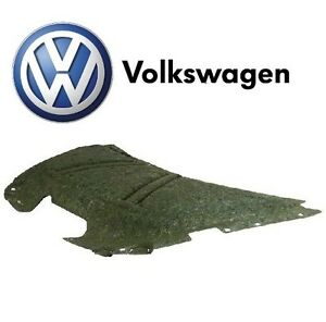 NEW VW Beetle 98-10 Hood Insulation Pad Lid Liner Foam Absorber OES 1C0863835K