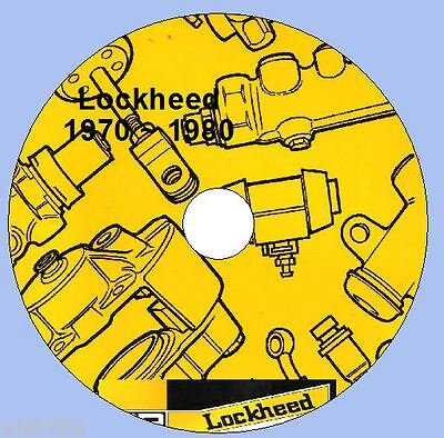 Lockheed Brake & Clutch Hydraulics Information 1970~1980