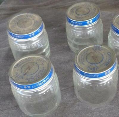 Gerber Babyfood Jars set of 13