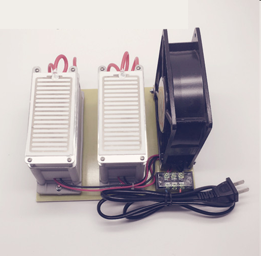 HOT 20g/h Ozone Generator Fan Ozone Disinfection Machine 220v/110v Air Purifier