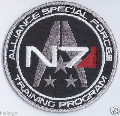Mass Effect SPECIAL FORCES TRAINING - Patch - GAME93