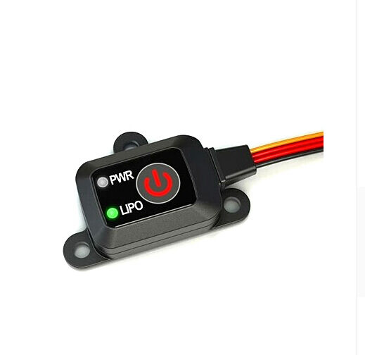 SKYRC Power Switch On/Off MCU Controlled LIPO NIMH Battery R