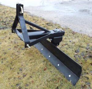 wanted 3 point hitch blade