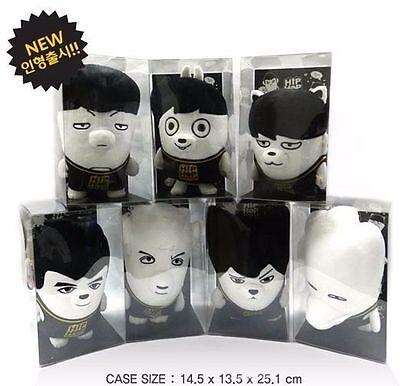 BTS BANGTAN BOYS - Hiphop Monster Plush Dolls (Select Member) Official item