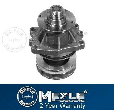Water Pump BMW E46 320i 323i 325i 328i 330i MEYLE 2 year warranty 11517527910