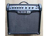 Guitar Amplifier Amp Combo Line 6 Spider IV