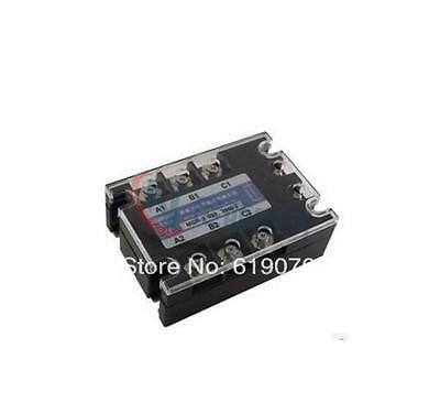 Three-phase Solid State Relay Dc -ac Mrssr-3 Mgr-3 032 38200z 200a