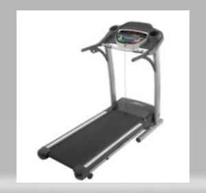 Treadmill - clean and well-maintained