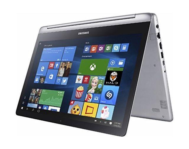 "Samsung Notebook 7 Spin NP740U5L-Y02US 15.6"" i7-6500U 12GB 1TB GeForce 940MX"