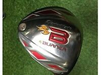 Taylormade burner driver, right hand, vgc