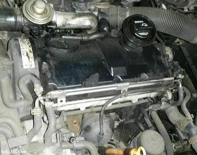 VW Golf Mk4 1 9 TDI Engine Code: ALH 90 BHP 2002 | in Luton, Bedfordshire |  Gumtree