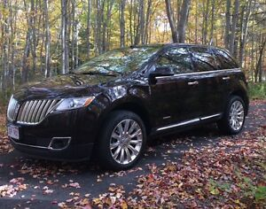 2014 Lincoln MKX SUV, Crossover
