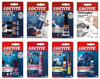 Loctite Super Glue Superglue Remover Universal Glass All Plastics Adhesive Bond