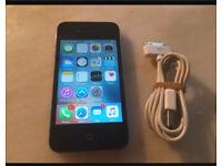 iPhone 4s Black O2/Tesco 8GB
