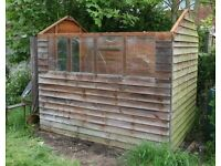 Wanted!! shed wanted for allotment chicken hut WANTED!!