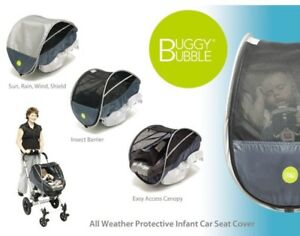 Buggy bubble - infant car seat cover