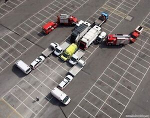 Parking Space Downtown
