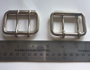 Double Tongue Roller Buckle