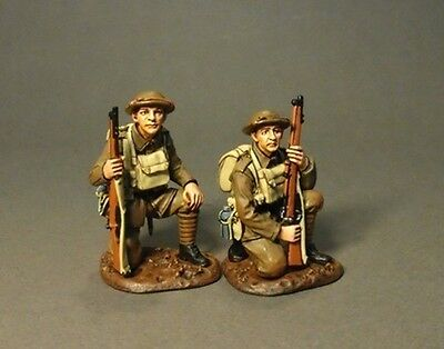John Jenkins Designs Soldiers Gwb 24 Wwi 2 Tommy Tank Riders 1 30 Collectible