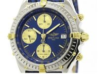 Breitling Chronomat 18k gold ( A condition )