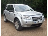 Land Rover Freelander 2 2.2 TD4 HSE ****Fully Loaded in Excellent Condition****