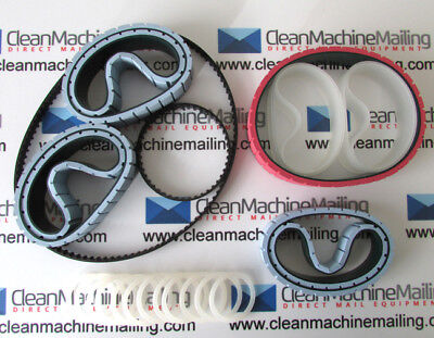 Streamfeeder V-710ij Fr170 V710 Belt Kit Complete Standard Gate