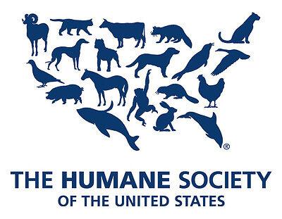 THE HUMANE SOCIETY OF THE UNITED STATES logo