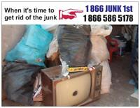 Fast easy and affordable junk removal services