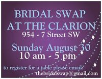 Bridal Swap at the Clarion