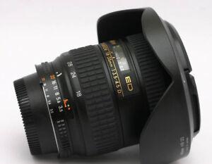 Nikon AF 18 35 ED D wide angle lens