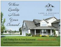 Residential Lawn and Property Maintenance