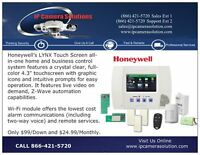 Wireless Security Alarm Systems & Installation
