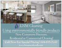LNM Cleaning - Recidential & Commercial Cleaning