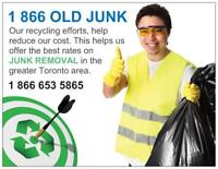 Garbage removal, cheap and fast 1877 695 2336