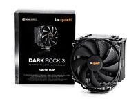 be quiet! Dark Rock 3 190W Processor Cooling Fan
