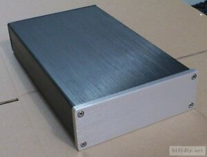 1706-Full-Aluminum-Enclosure-preamp-case-Power-amp-box-PSU-chassis