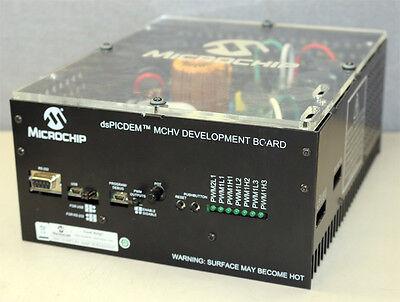 Microchip Dspicdem Mchv Development Board 10-00871-r4 New