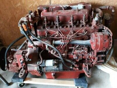 Perkins Diesel Engine 4 108 4 Cylinder Less Than 4000 Hours Use