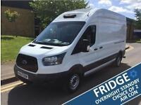 2017 Ford Transit 2.0 TDCi 350 L3H3 Fridge Van Manual Temperature Controlled