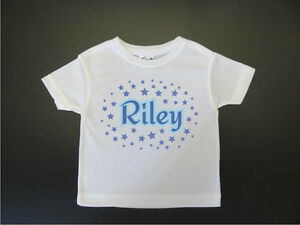 Personalized T-shirts for Children