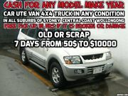 Any mitsubishi car ute van 4x4 truck bought 4 cash & removed free Bankstown Bankstown Area Preview